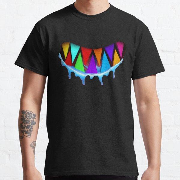 6ix9ine dents de requin colorées T-shirt classique
