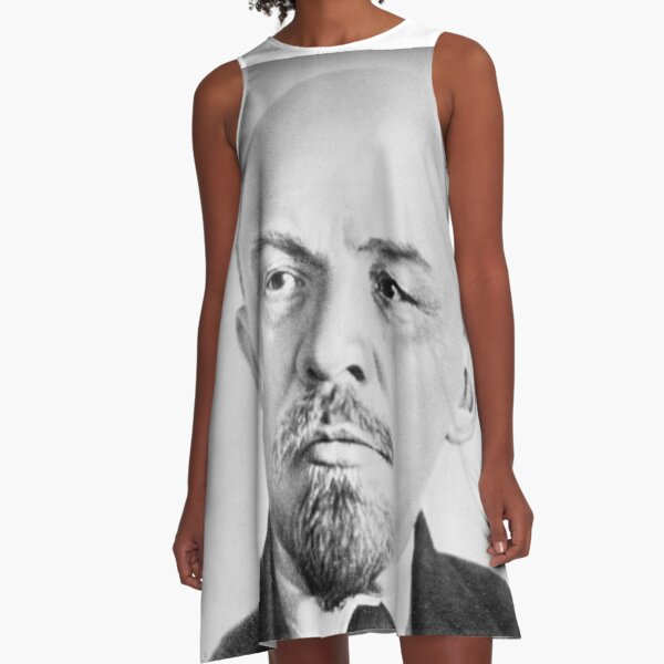 Vladimir Lenin. Vladimir Ilyich Ulyanov, better known by his alias Lenin, was a Russian revolutionary, politician, and political theorist. A-Line Dress