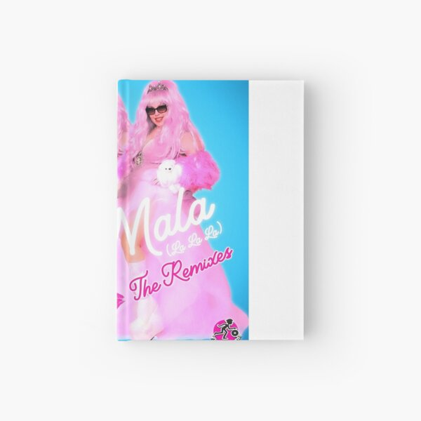 CHICA MALA Hardcover Journal