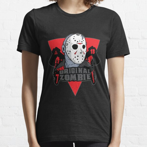 Jason Voorhees (The original zombie - Friday the 13th) Essential T-Shirt