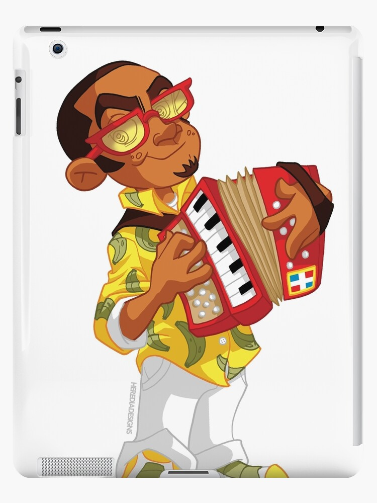 Dominican - Accordion Hero by herediadesigns