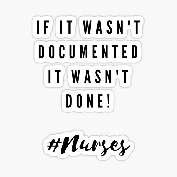 Document! Sticker