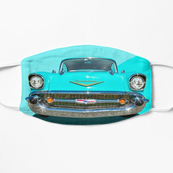 57 Chevy Face Mask Mask