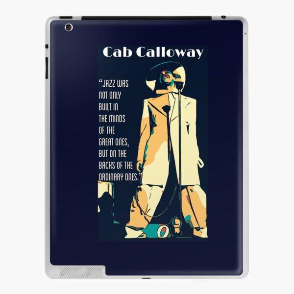Cab Calloway iPad Skin