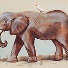 Stroll by Sarah  Mac Illustration