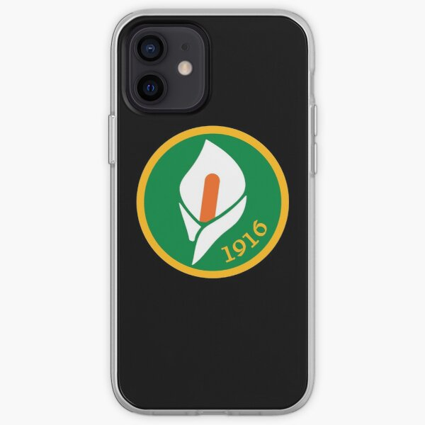 Easter Rising - 1916 - Easter Lily  iPhone Soft Case