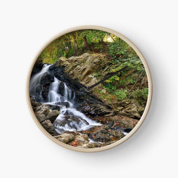 Waterfalls near Harpers Ferry, WV Clock