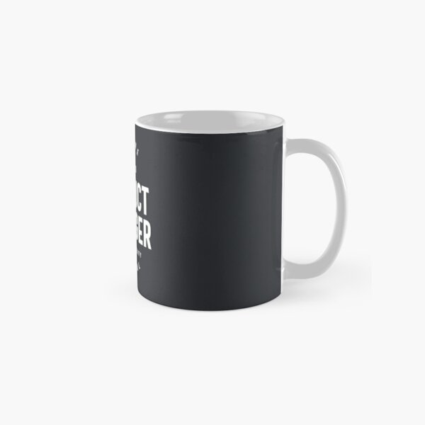 Product Manager Job Title Gift Classic Mug