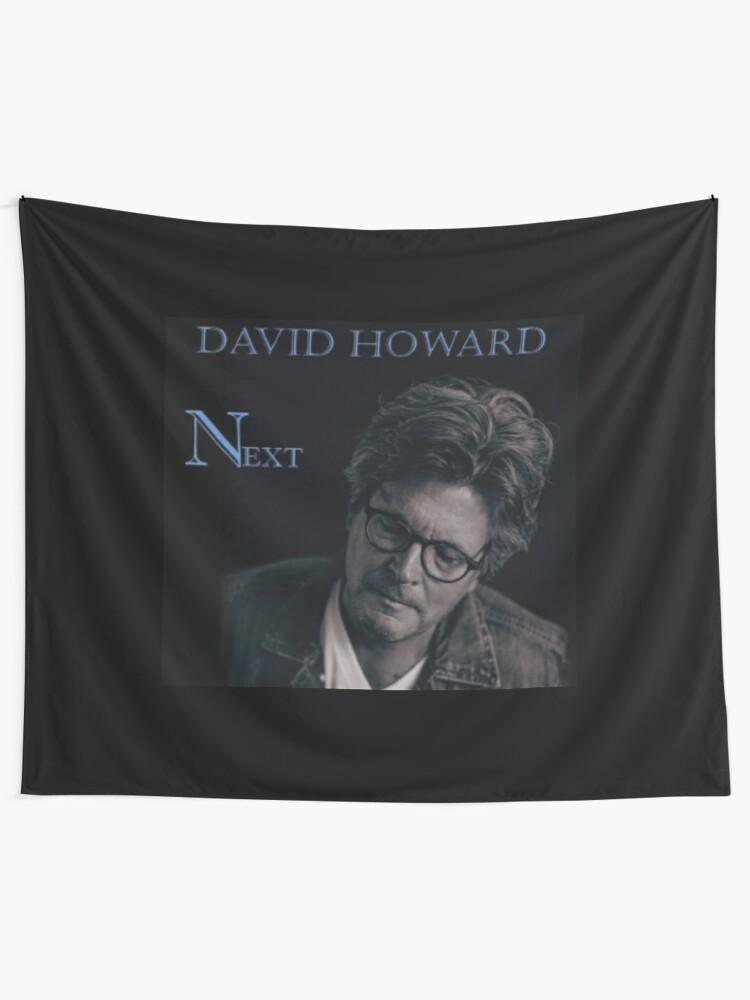 Alternate view of David Howard Next Tapestry