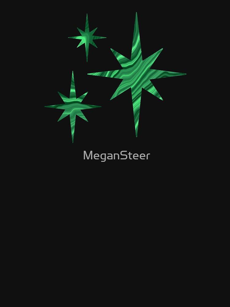 Malachite Stars by MeganSteer