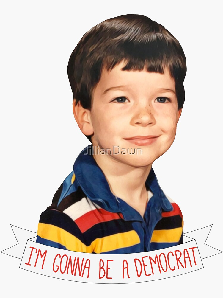 Baby John Mulaney- I'm Gonna be a Democrat by JillianDawn