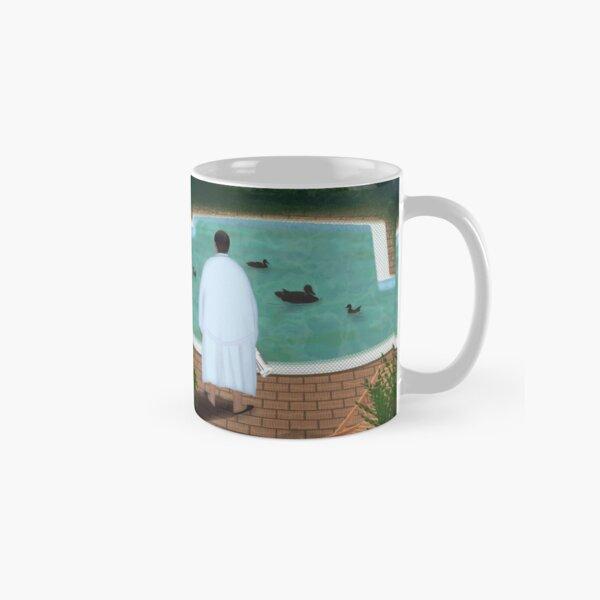 Him, with those ducks... Classic Mug