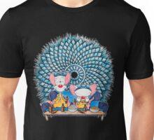 Pinkman and the Brain Unisex T-Shirt