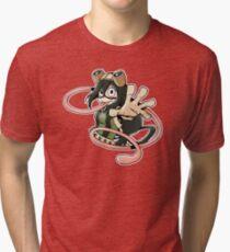 Asui Tsuyu Tri-blend T-Shirt