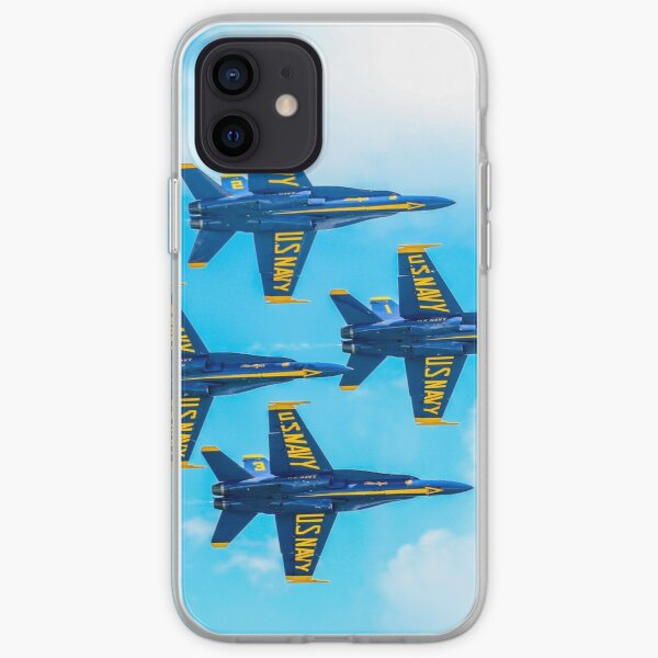 Blue Angel Diamond Perfection iPhone Soft Case