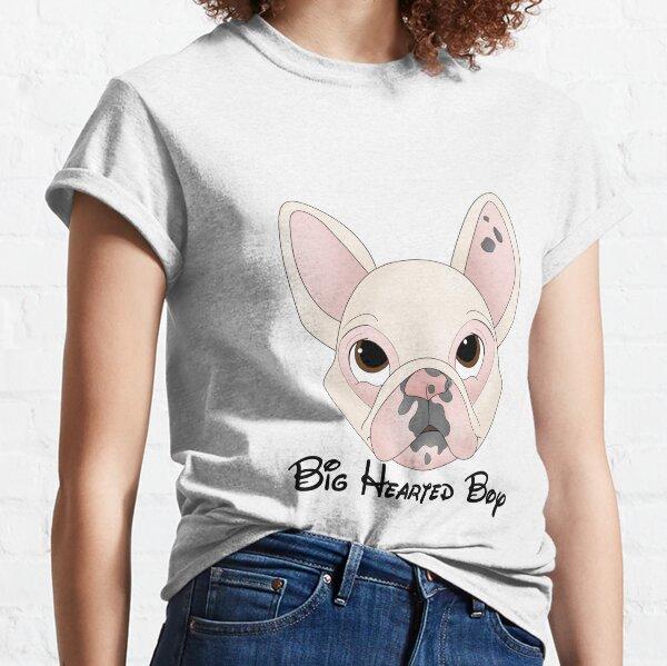 """Big Hearted Boy"" Milo Charity Illustration Classic T-Shirt"