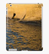 Early Morning Gold at Valletta's Fortifications iPad Case/Skin