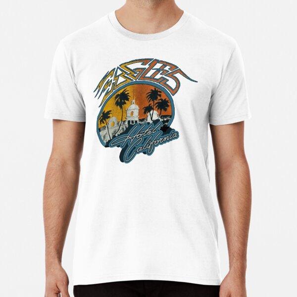 Premium Rock Hotel California Design Premium T-Shirt