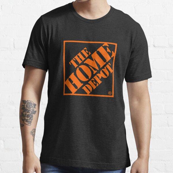 MEILLEUR VENDEUR Produits Home Depot T-shirt essentiel
