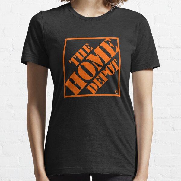 BEST SELLER Home Depot Merchandise Essential T-Shirt