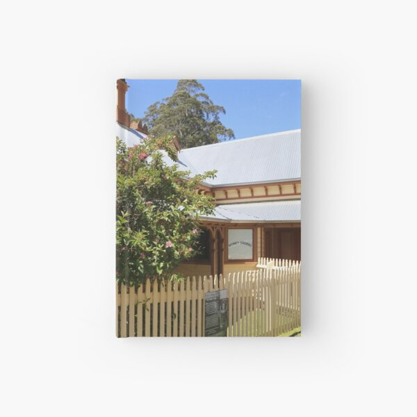 Post Office Walhalla Hardcover Journal