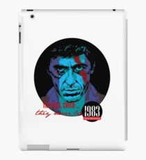 CHICO MONTANA iPad Case/Skin