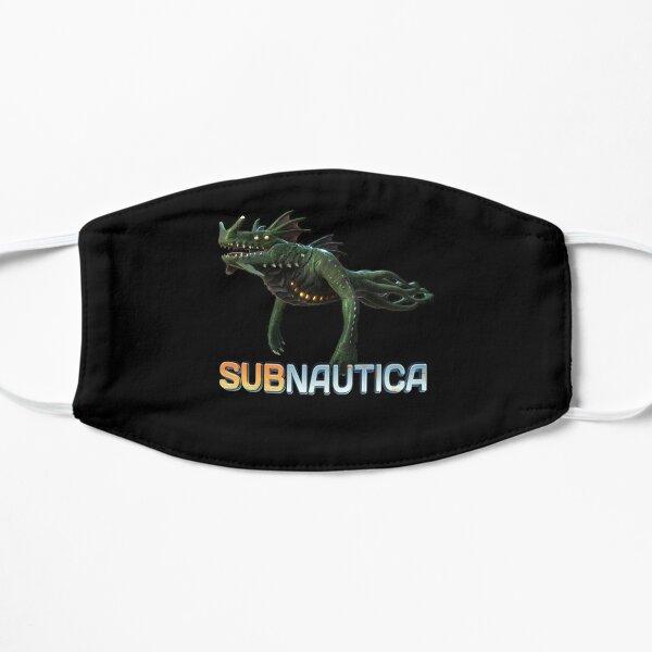 Subnautica - Sea Dragon Leviathan Flat Mask
