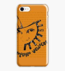 MOLOKO VELLOCET ALEX DELARGE iPhone Case/Skin