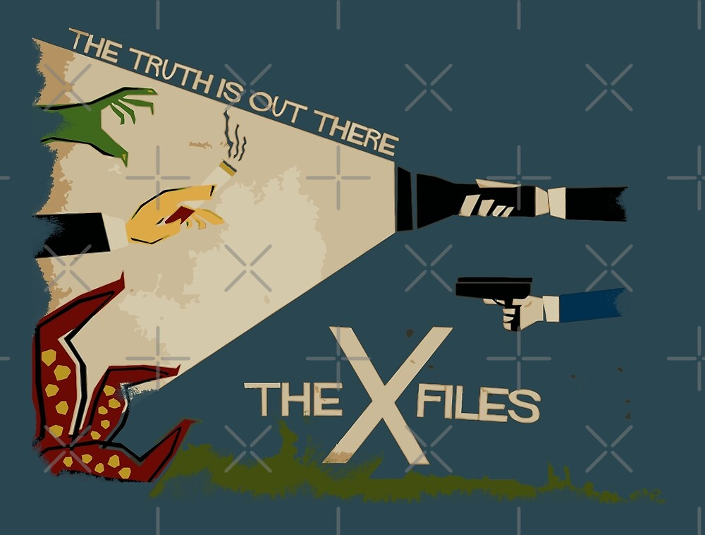 The X-Files by olivergraham
