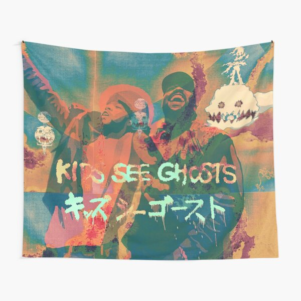 Kids see ghosts Tapestry