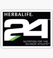 Herbalife 24 hour Athlete Sticker