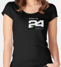 Herbalife 24 hour Athlete Women's Fitted Scoop T-Shirt