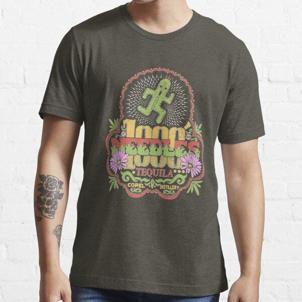 1000 Needles Essential T-Shirt