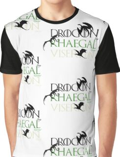 The Dragons Graphic T-Shirt