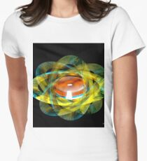 abstract 001 Women's Fitted T-Shirt