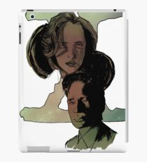 X-Files iPad Case/Skin
