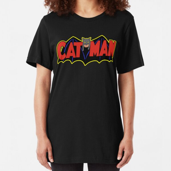 Catman Slim Fit T-Shirt