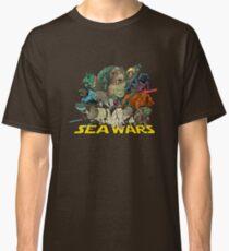 SEA WARS! Classic T-Shirt