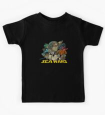 SEA WARS! Kids Tee
