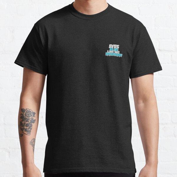 Yeux bleus comme le Rasengan (chanson de Jake Llaguno) T-shirt classique