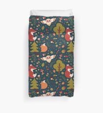 Dreamy forest Duvet Cover