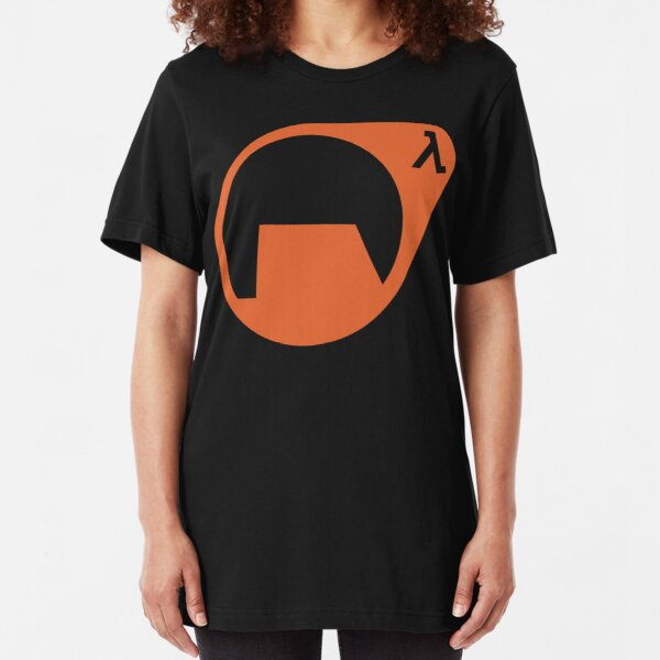 Black Mesa Slim Fit T-Shirt
