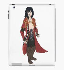 Robert Carlyle - Dracula  iPad Case/Skin