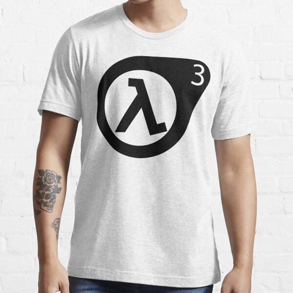 Half-Life 3 Essential T-Shirt