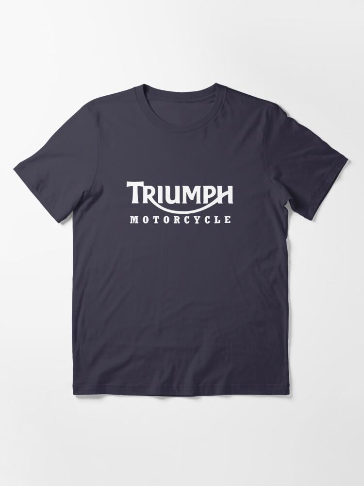 Alternate view of Classic British Motor Essential Essential T-Shirt