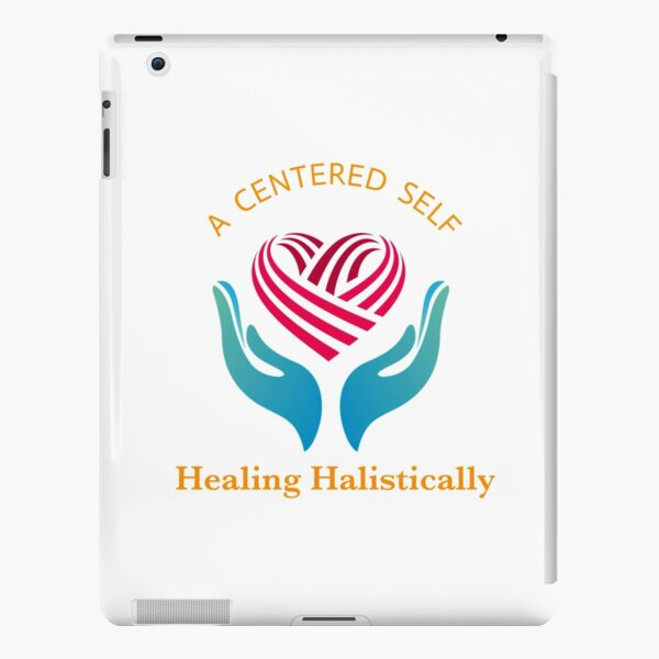 A CENTERED SELF  iPad Snap Case