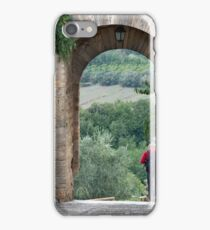 Leaving Town iPhone Case/Skin