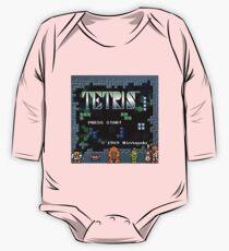 Tetris - Nintendo One Piece - Long Sleeve