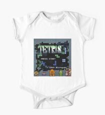 Tetris - Nintendo One Piece - Short Sleeve