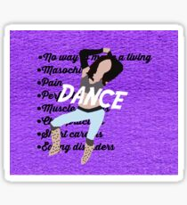 Mimi Marquez - La Vie Boheme  Sticker